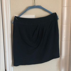 Navy Blue loft Skirt